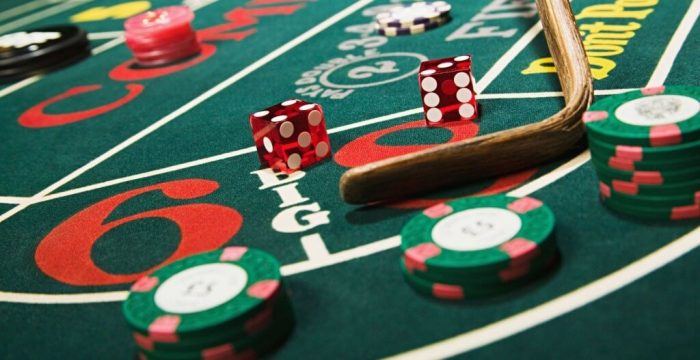 Craps strategy – the knowledge of how to beat casinos